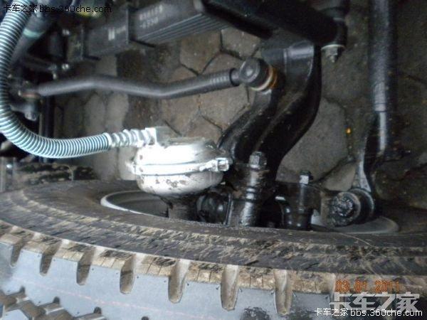 [保养维护]五十铃刹车?