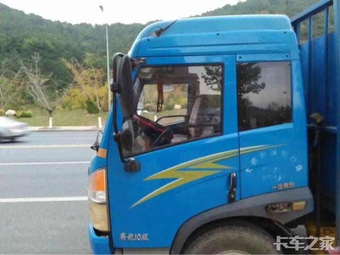 [卡友故事]【在路上】开车送货看风景 (杂图)