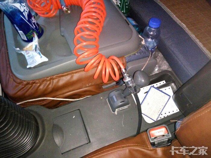 格尔发k3l的气囊座椅.图片