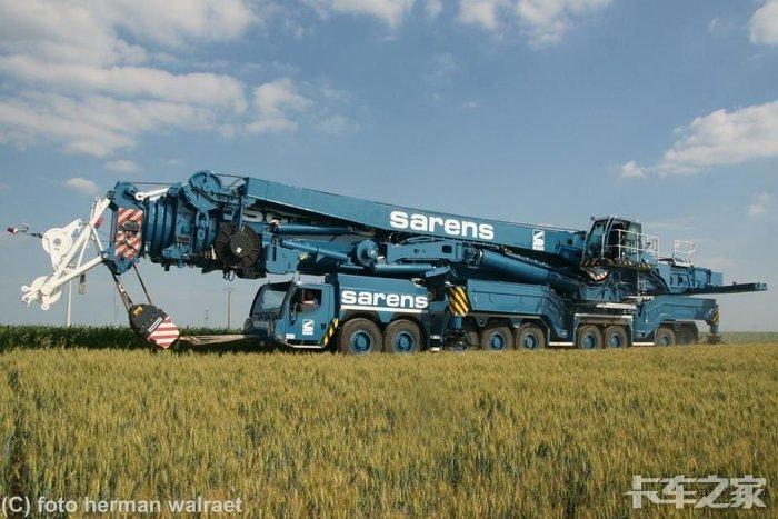 利勃海尔t282b_钢铁巨兽,震撼来袭 利勃海尔t282 vs 卡特797