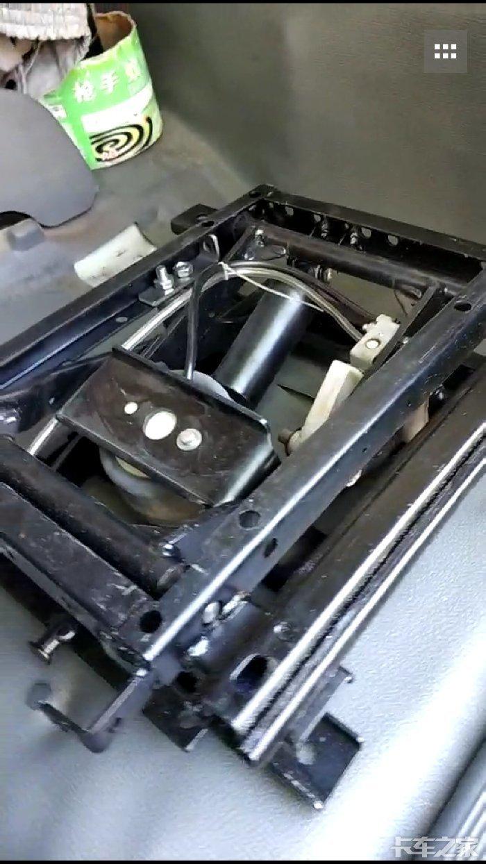 卡友好,有改装过h330气囊座椅的吗,烦请发些安装图片或视频,怎么能图片