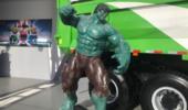 """车展直播:寻找卡车""""绿巨人"""""""