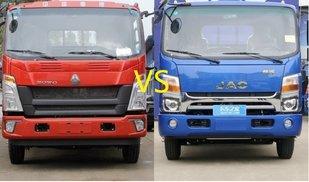 不服来辩!这两款卡车你更喜欢哪款?js77888金莎官网论坛