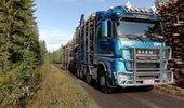 听西苏人报告芬兰卡车司机的故事