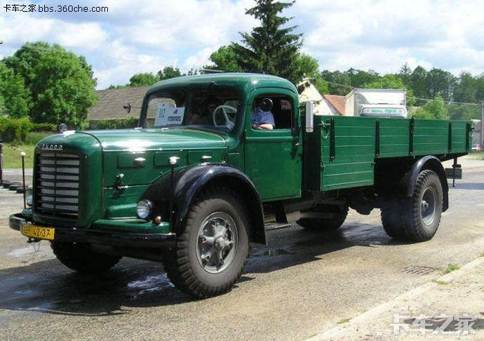 德国奔驰进口卡车_老车征集-曾经追逐过的那些卡车(70年代) _ 卡车之家论坛