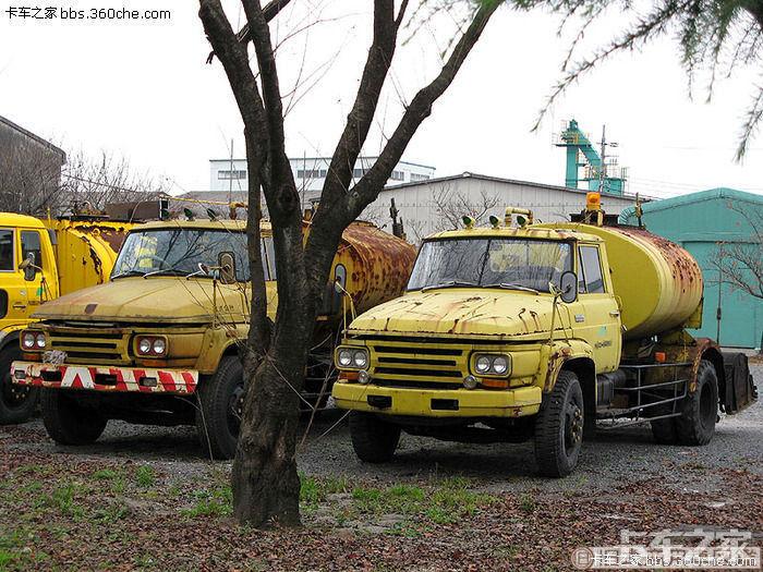 老款日本尼桑卡车_莱钢的那些老车旧事 _ 卡车之家论坛