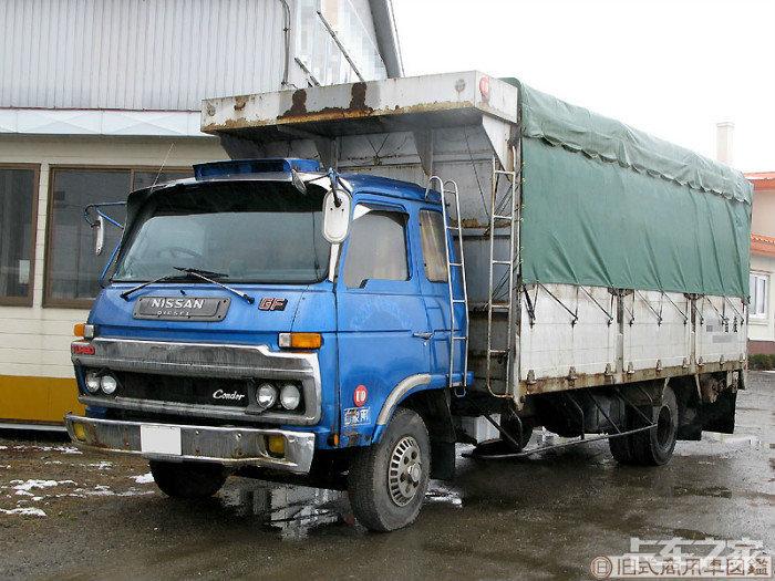 老款日本尼桑卡车_日本的经典老车 _ 卡车之家论坛