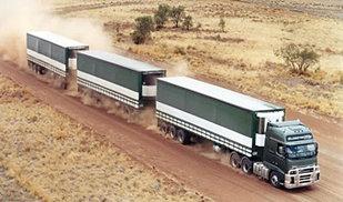 卡友原创:澳大利亚公路列车探秘