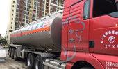 汕德卡油罐车6000公里 行车报告