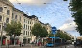 终于到了沃尔沃的故乡哥德堡!