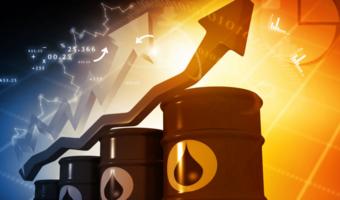 油价上涨!