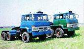 80年代的500马力国产汉阳重拖