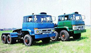 80年代的500马力国产汉阳重拖卡车之家论坛