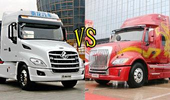 不服来辩!这两款长头车哪个好?