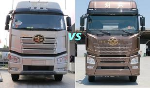 不服来辩!这两款卡车,你觉得哪款好?卡车之家论坛