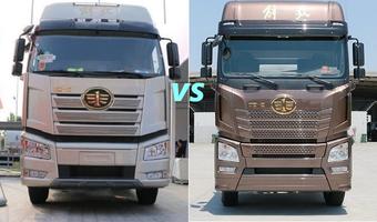 不服来辩!这两款卡车,你觉得哪款好?