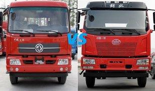 不服来辩!东风天锦和解放J6L哪款更好卡车之家论坛
