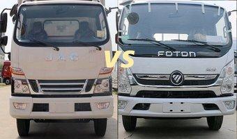 不服来辩!这两款4.2栏货车你喜欢哪款