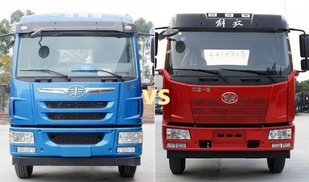 不服来辩!这两款超值版卡车你喜欢哪款卡车之家论坛