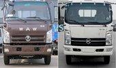 不服来辩!这两款卡车,你更喜欢哪款?