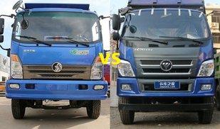 不服来辩!这两款自卸车你喜欢哪款?卡车之家论坛