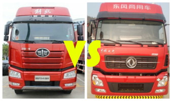 解放J6P质惠版和东风天龙轻赢版 哪款好