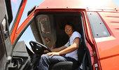 卡车之家举荐许文涛获最美卡车司机称号