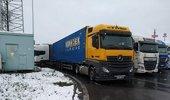 卡友分享:我在奥地利拍的卡车和客车