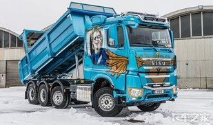 卡车与摇滚结合,让你大开眼界的西苏车卡车之家论坛