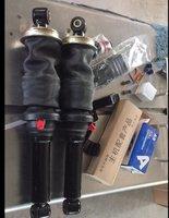 东风天龙驾驶室后悬气囊减震器改装