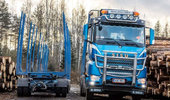 这边看——芬兰卡车司机的多面魅力