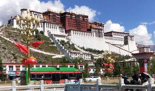 我与我的豪小白走进西藏拉萨(青藏线)卡车之家论坛