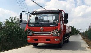 东风多利卡D7提车记卡车之家论坛