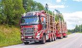 带你们看看最具有芬兰特色的卡车