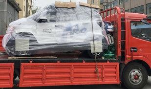 一辆老年代步车激起的感触卡车之家服装论坛t.vhao.net
