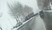 冰雪路面行駛你得注意這4點