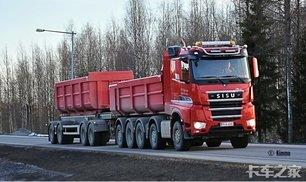 芬兰疫情下唯独不变的就是SISU卡车司机卡车之家论坛