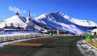 4.2米勇闯1100公里的川藏线卡车之家论坛