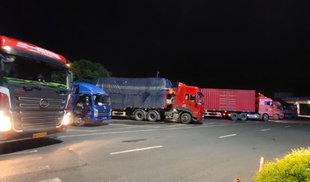 2吨树苗1500公里昼夜疾驰翻山越岭卡车之家论坛