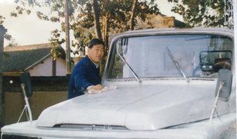 曾经带我入行的启蒙老师——青海湖