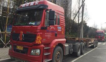 陕汽新M3000(三)关于驾驶舒适性