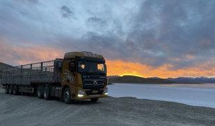 走南闯北的老三之卡车环中国行卡车之家论坛