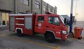 纪念大时风!来看看不一样的消防车